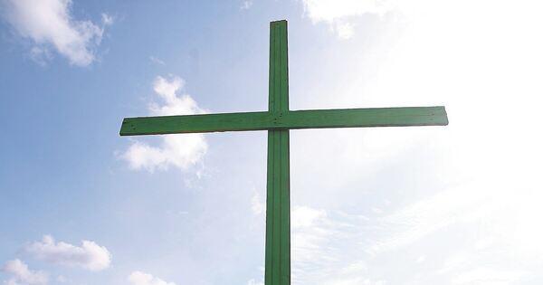 Grüne Kreuze
