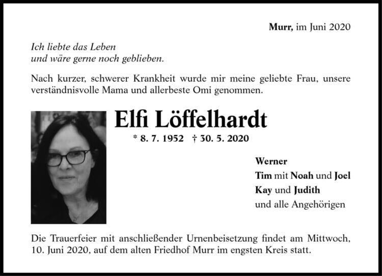 Todesanzeigen Ludwigsburg